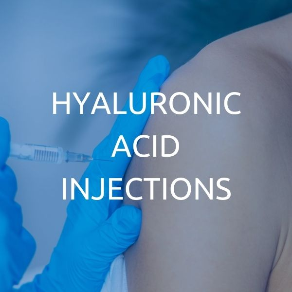 Hyaluronic Acid Injections CTA