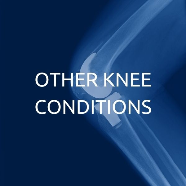 Other Knee Conditions CTA